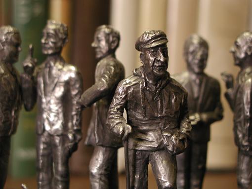 Malta's Prime Ministers in Miniature P1010056